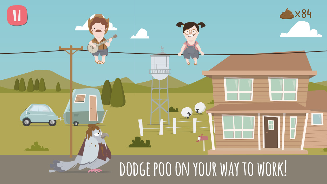 A Young Indian - Poop Games |Poo Happens Game