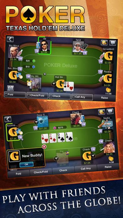 Godswar Online: App Shopper: Texas HoldEm Poker Deluxe Intl (Games