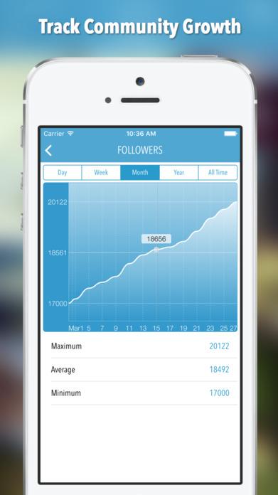 InsTrack for Instagram - Analytics Plus More Screenshot