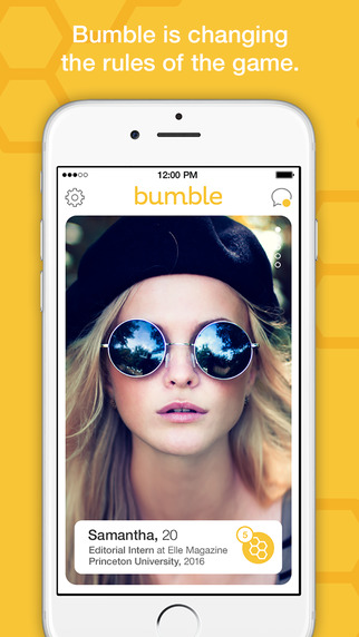 bumble dating app only for iphone