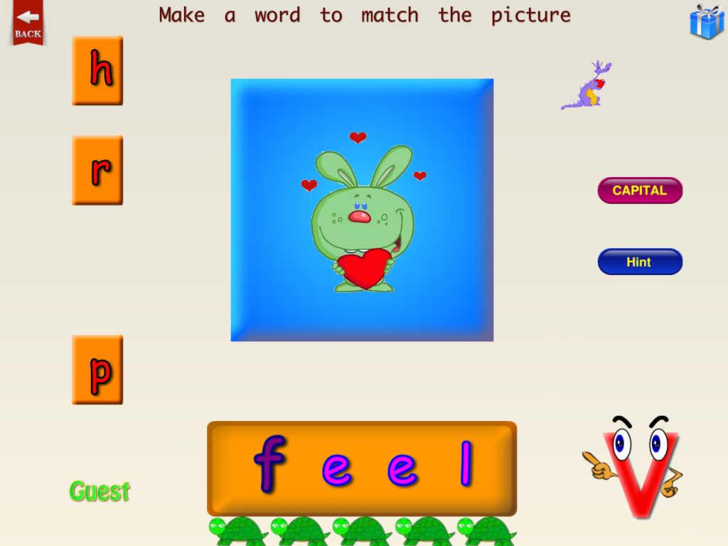 Eggy Phonics - Fun Games & Activities!