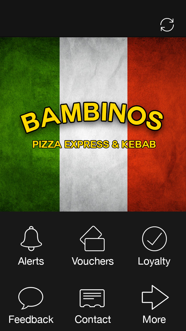 App Shopper Bambinos Express Pizza Kebab Newport Food
