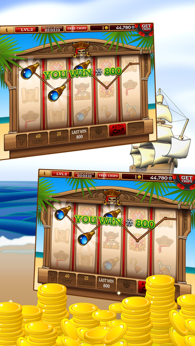 Lucky Feather Slots Pro ! -Eagle Falls Indian Style Casino- Take a break! Screenshot on iOS