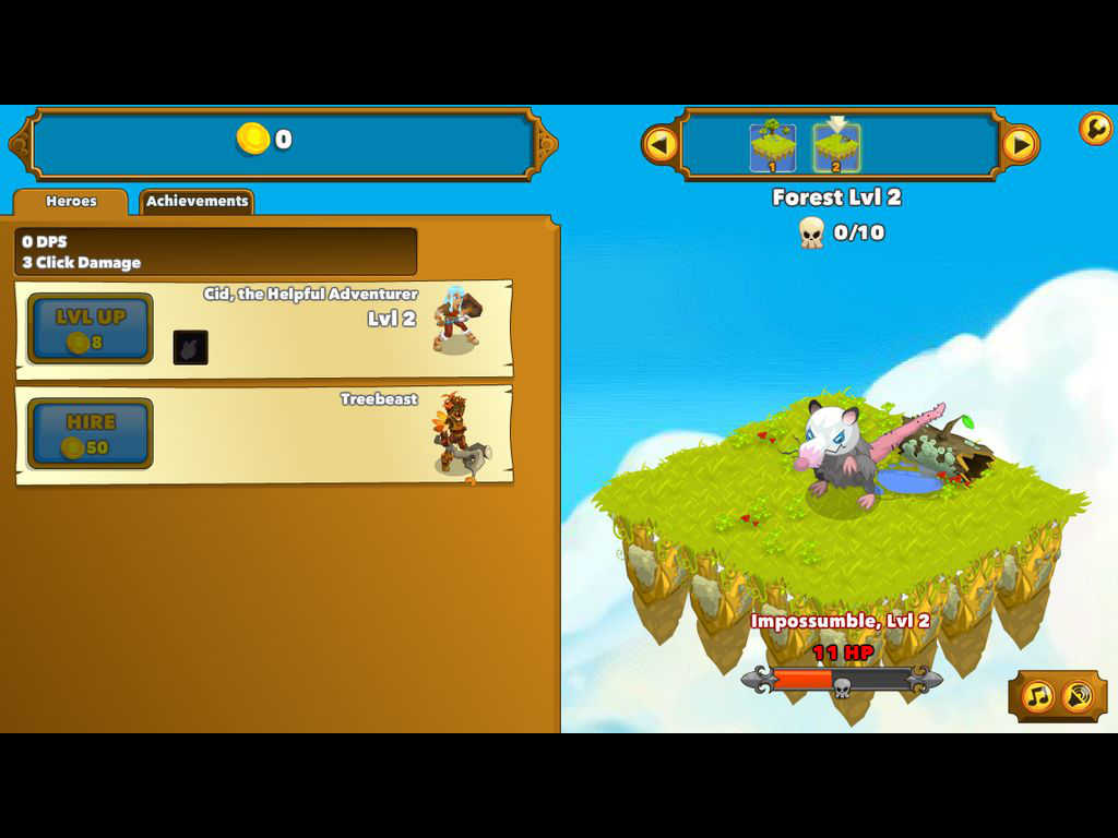 App Shopper: Clicker Heroes 2 - Free Idle Game (Games)