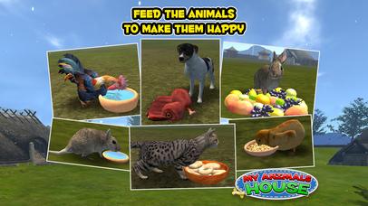My Animals - House Screenshot on iOS