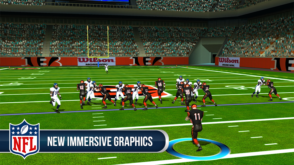 NFL Pro 2014 : The Ultimate Football Simulation screenshot-3