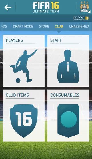 EA SPORTS™ FIFA 16 Companion Screenshot on iOS
