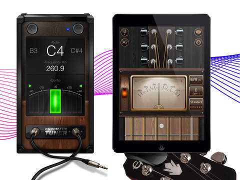 the best instrument tuners for iphone apppicker. Black Bedroom Furniture Sets. Home Design Ideas
