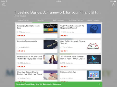 How To Invest: Learn Value Investing by Udemy Inc