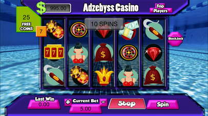A A aaadzebyss Casino HD Screenshot on iOS