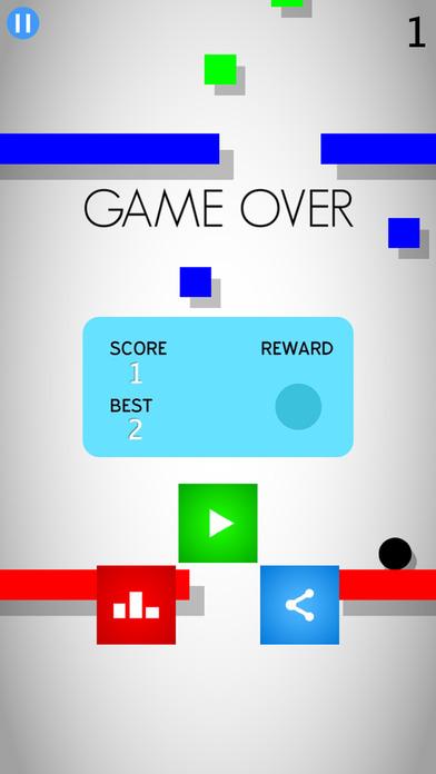 Impossible Dash Screenshot on iOS