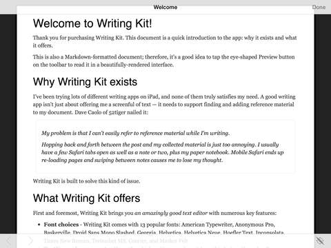 How to choose between notepads, text editors, and word processors for your Mac or iPad