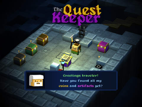 The Quest Keeper Screenshot
