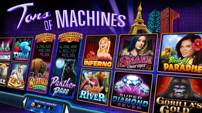 Vegas Jackpot Casino Slots - Free Classic Las Vegas Slots Journey Screenshot