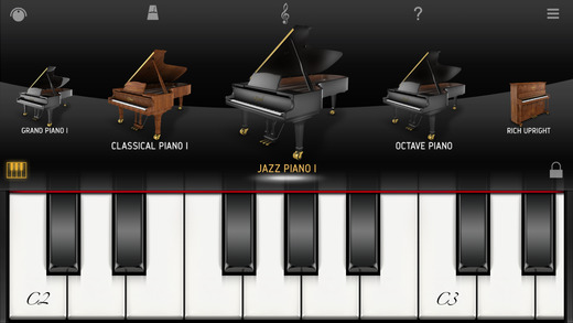 iGrand Piano Screenshot