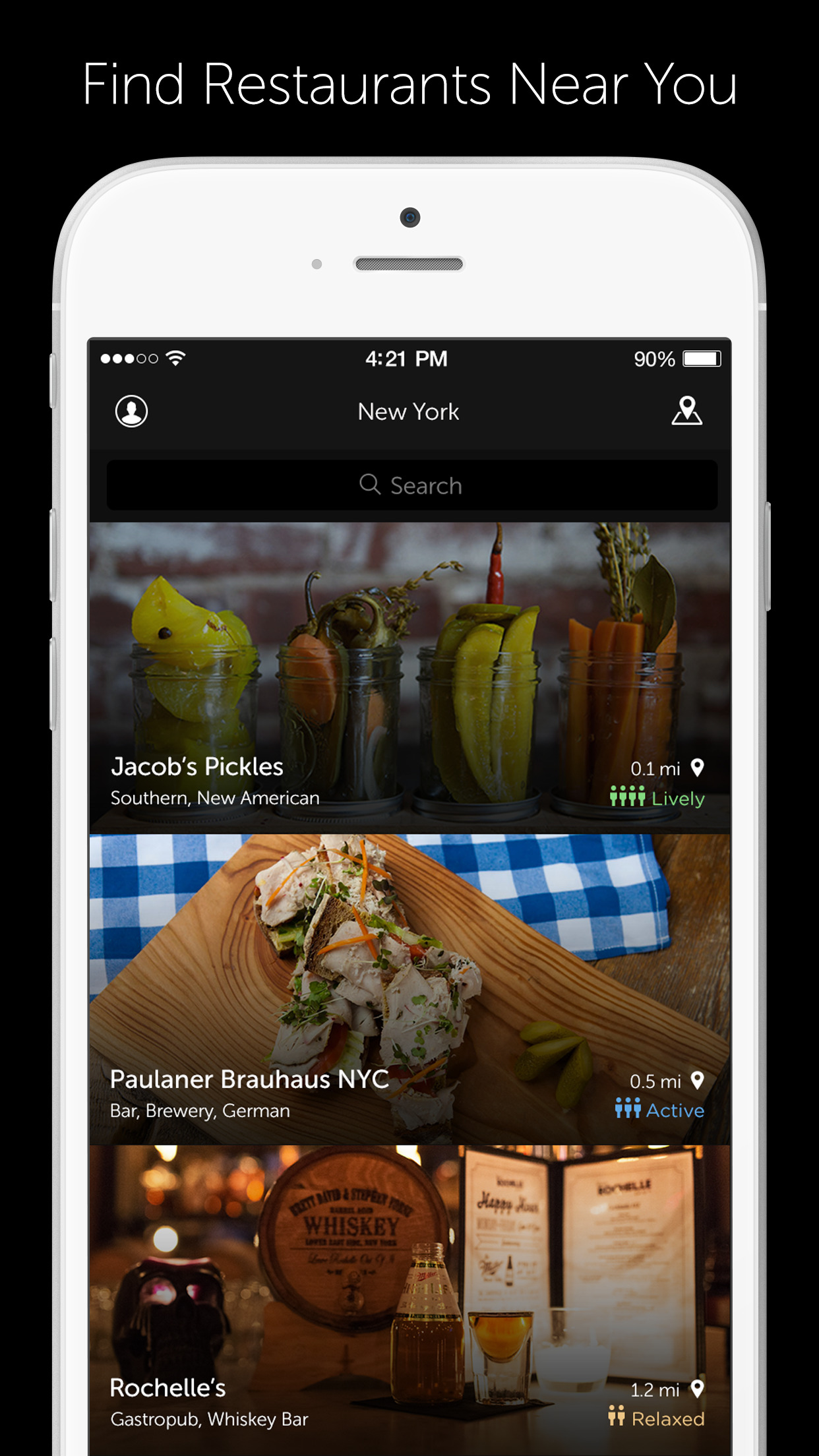 Dash - Pay on your Phone at Bars and Restaurants