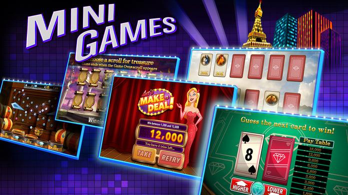 Vegas Jackpot - The Best Free Classic Slots and Fruit Machine Casino Screenshot
