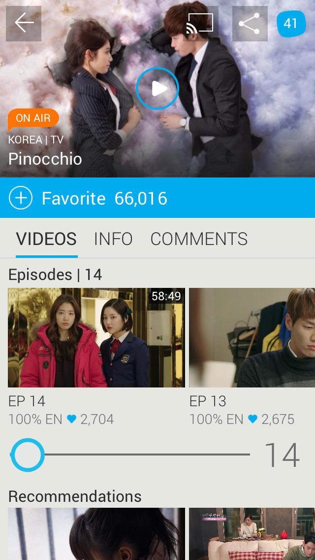 Download Viki - Watch Free TV, Movies, Korean Drama & Anime App