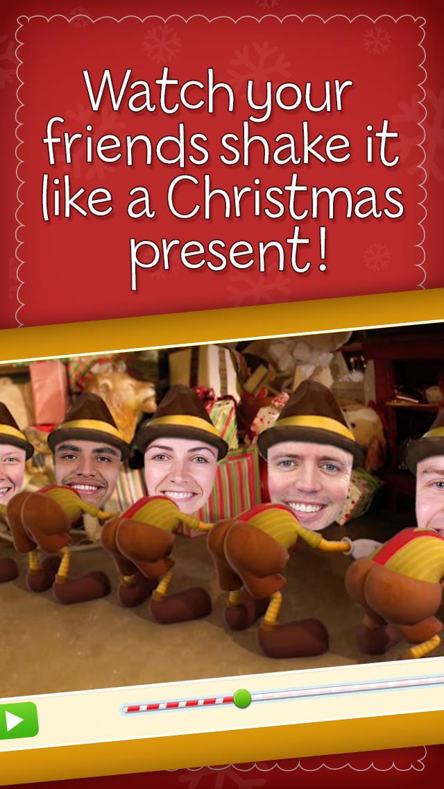 Jibjab Christmas.Elf Dance By Jibjab Santa S Twerk Shop Add Yourself