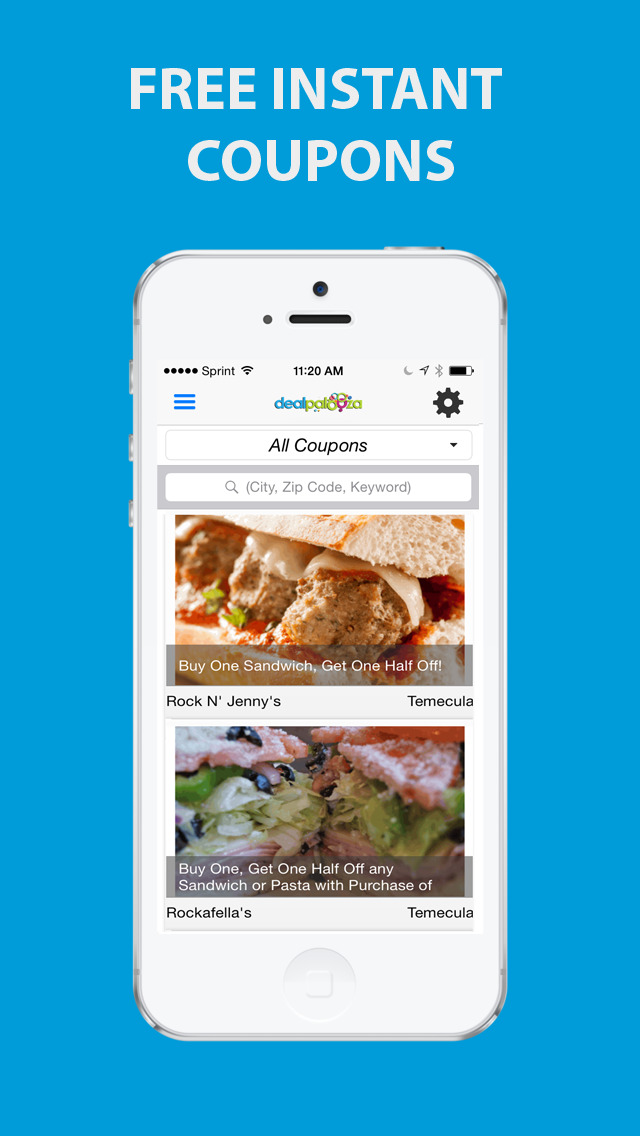Best Iphone App For Restaurant Coupons