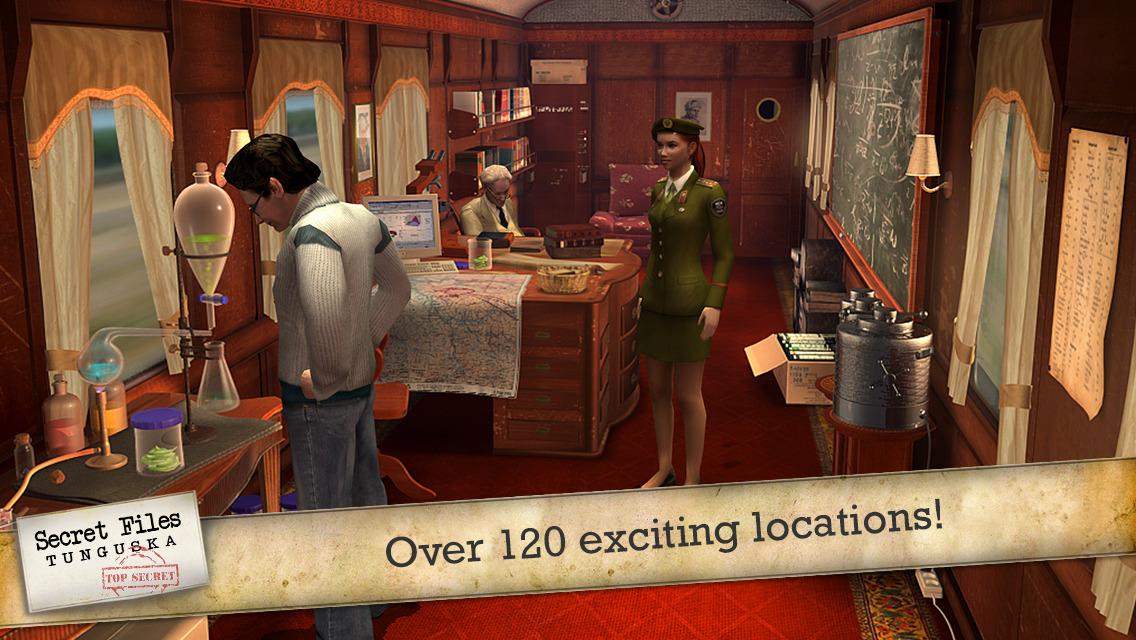 Secret Files Tunguska screenshot-4