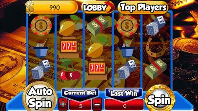 AAA Awesome Slots Las Vegas Screenshot on iOS