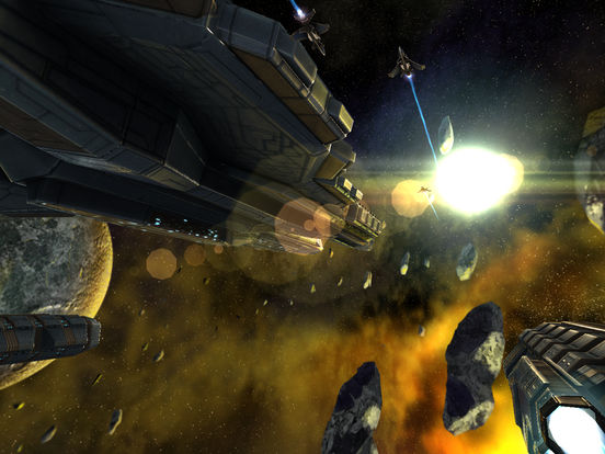 Beyond Space Remastered Screenshots