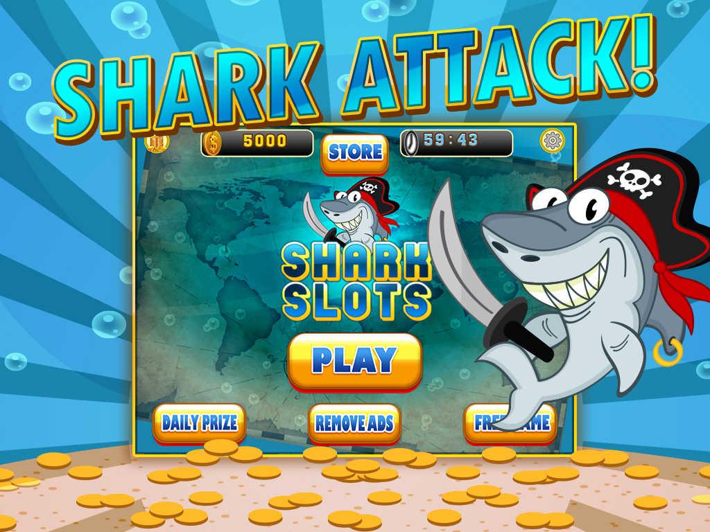 Spiele Shark! - Video Slots Online