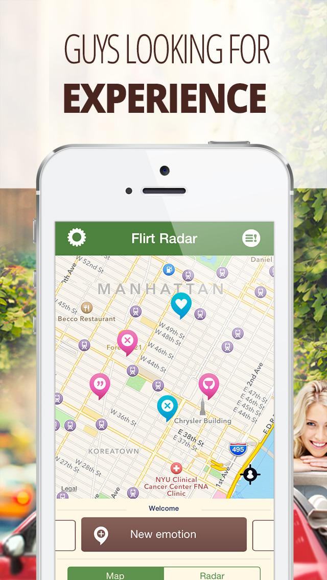 Flirt radar iphone [PUNIQRANDLINE-(au-dating-names.txt) 42