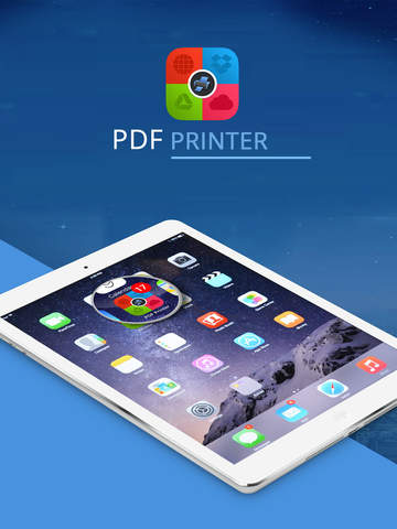 PDF Converter and Printer Pro : PDF Scanner , scan document, receipt,pdf annotation Screenshot