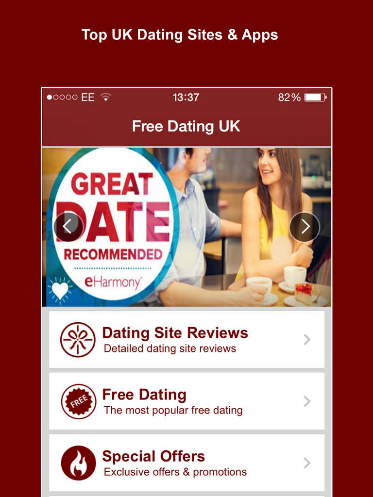 Names of free dating apps