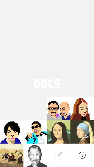 Dots (Pixel Art) crackled ipa
