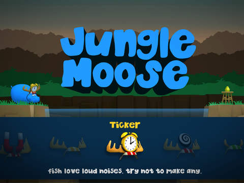 Jungle Moose Screenshot