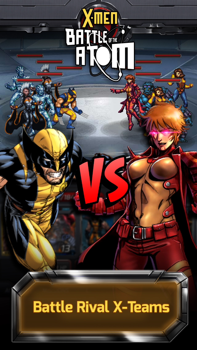X-Men: Battle of the Atom screenshot-4