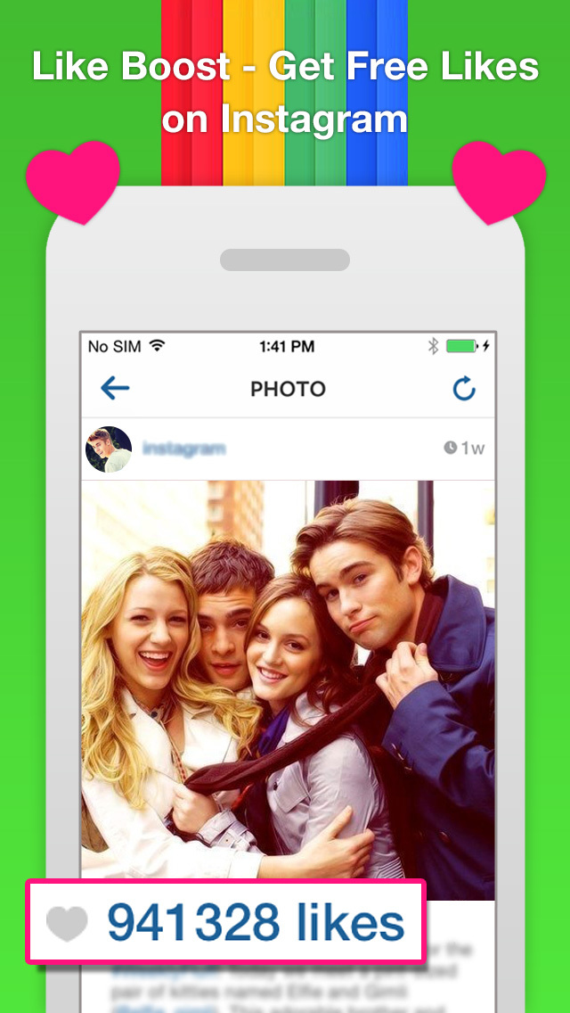 get instagram likes free trial
