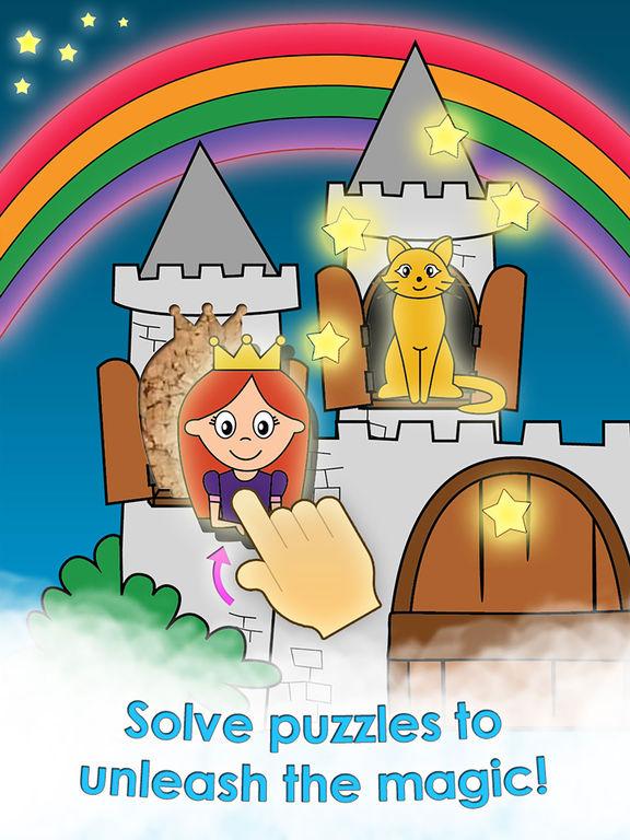 Princess Games for Girls Games Unicorn Kids Puzzle Screenshots