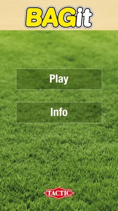 BAGit Game Tracker Screenshot on iOS