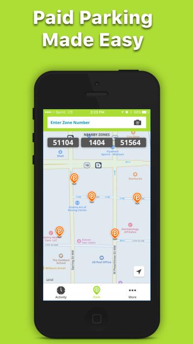 Parkmobile - Parking made easy with mobile app Screenshot