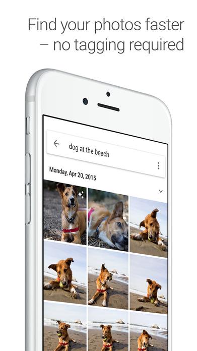 Google Photos - free photo and video storage Screenshot