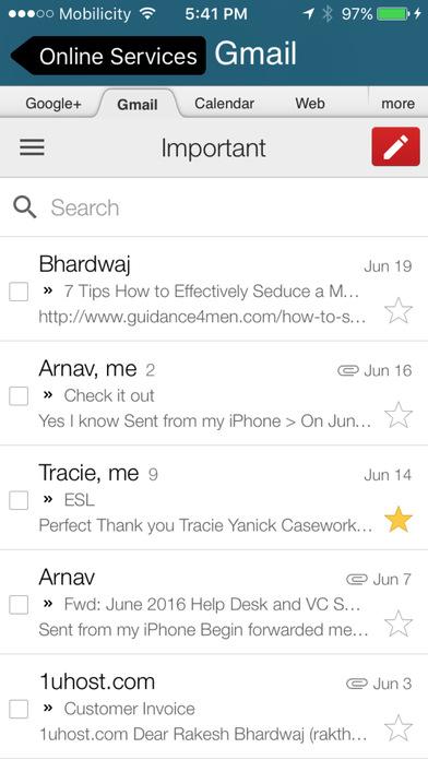 Cloud - Mail for GoogleDrive,Dropbox,Box,Onedrive IPA Cracked for