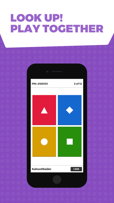 Kahoot! Play Fun Learning Games Screenshot