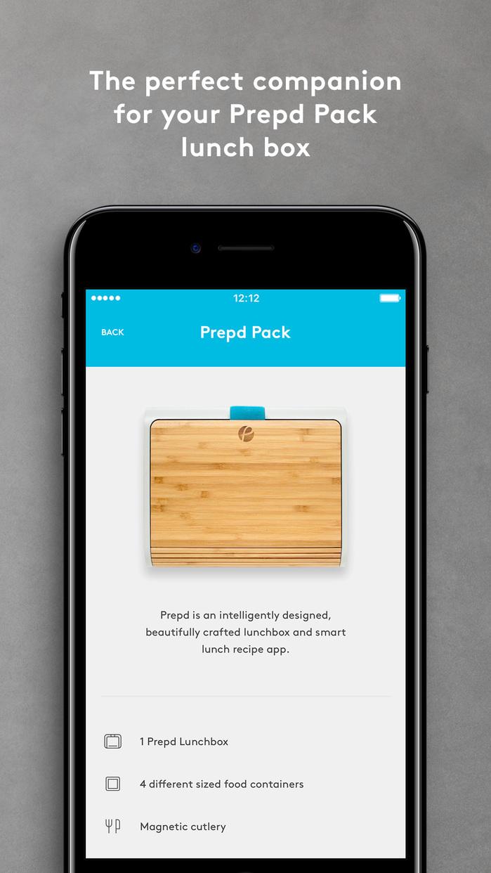 Get Prepd Screenshot