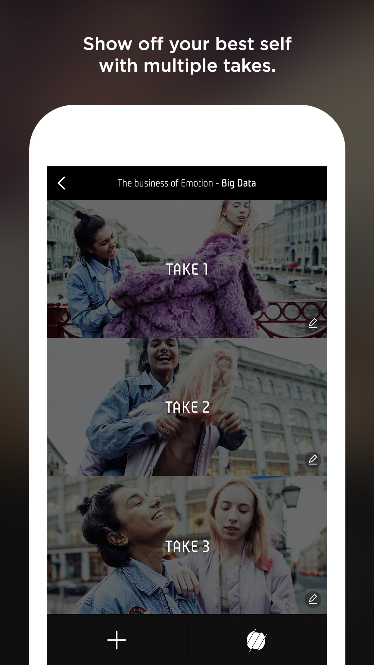 Triller - Music Video & Film Maker Screenshot