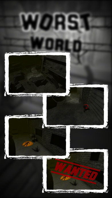 Worst World Screenshot on iOS