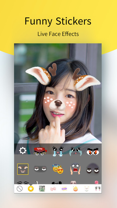 Camera360 - Selfie Filter Cam, Photo Video Editor Screenshot