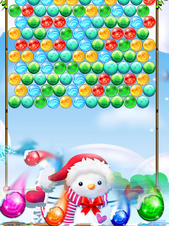 Bubble Shooter Christmas