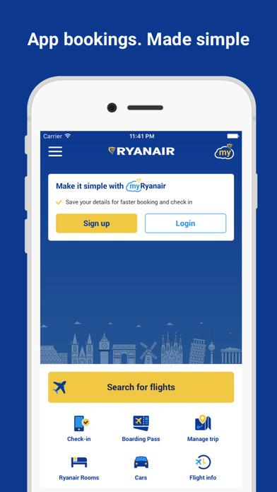 app ryanair