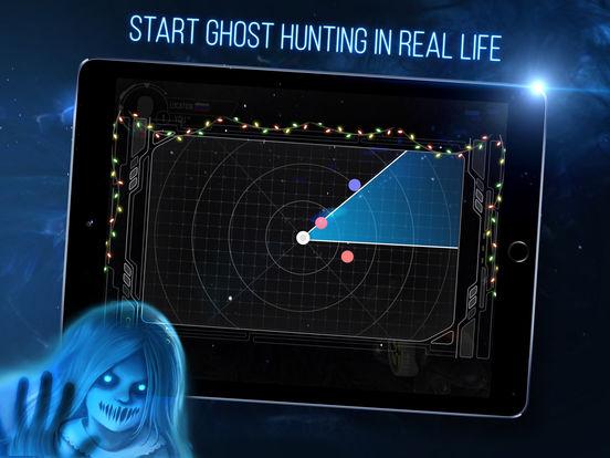 ghost go detector paranormal activity radar on the app store. Black Bedroom Furniture Sets. Home Design Ideas