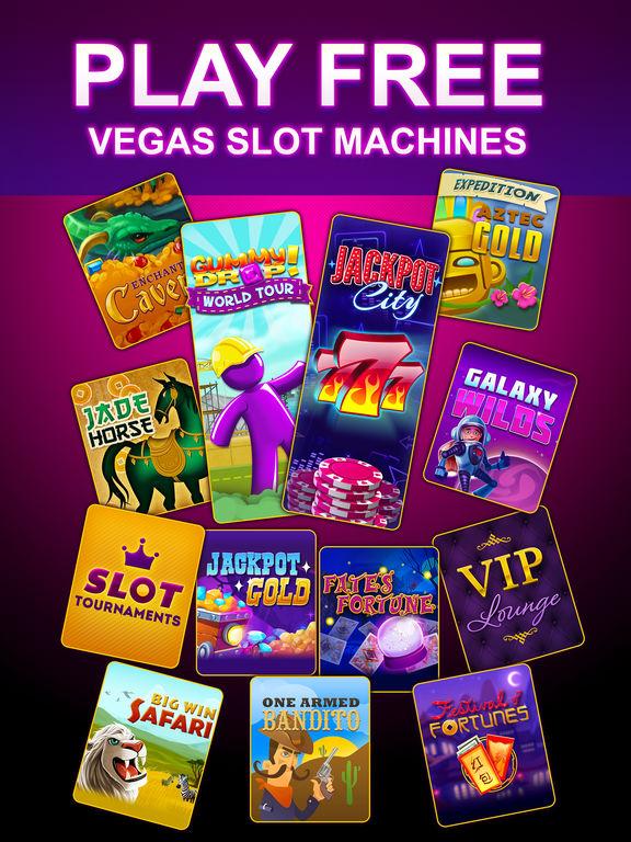 Jackpot City Slots Free Chips