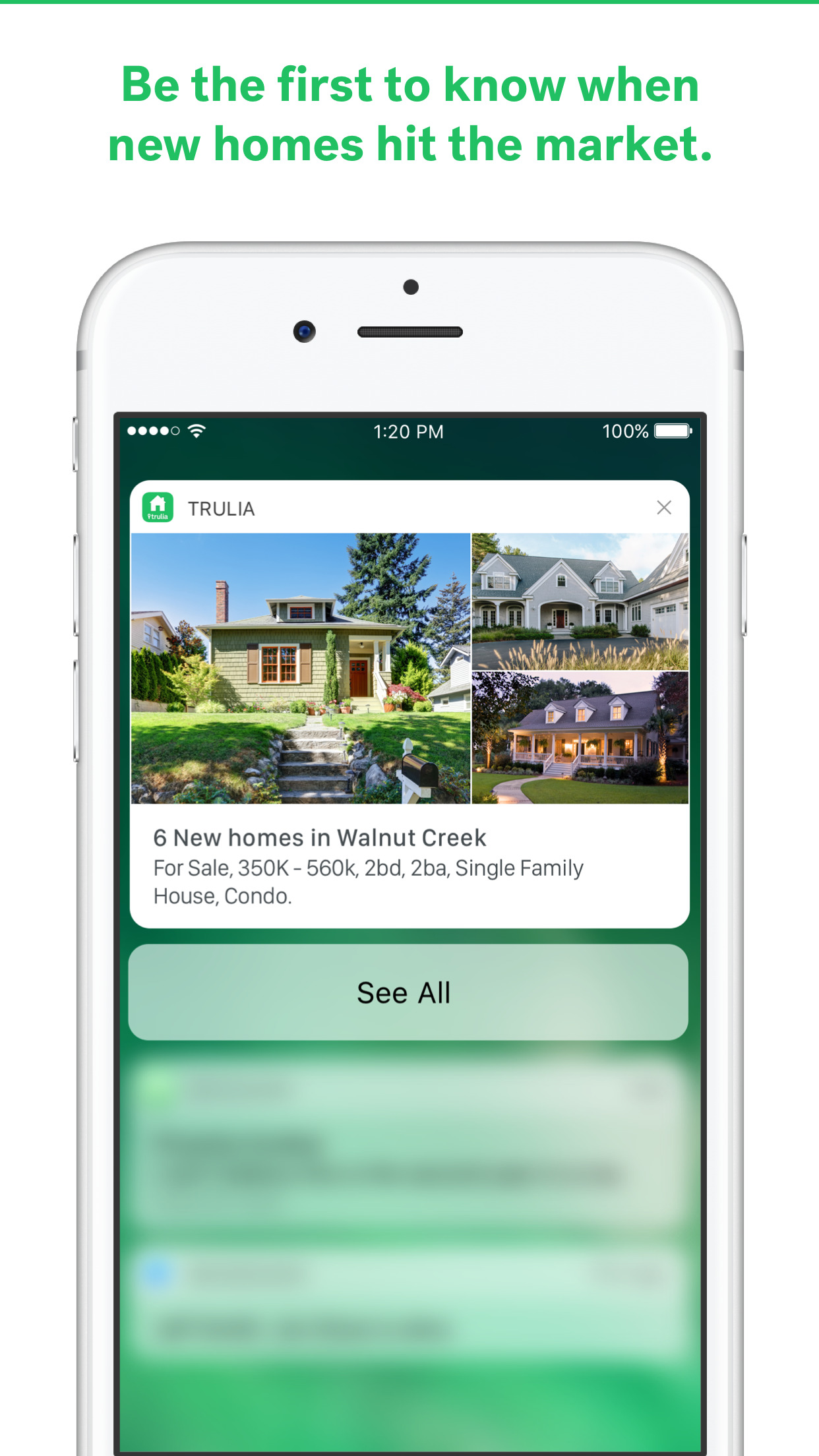 Trulia Real Estate - Homes for Sale & Rent Screenshot